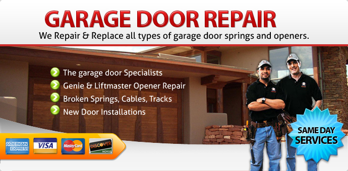 Garage Door Repair Glendale Az